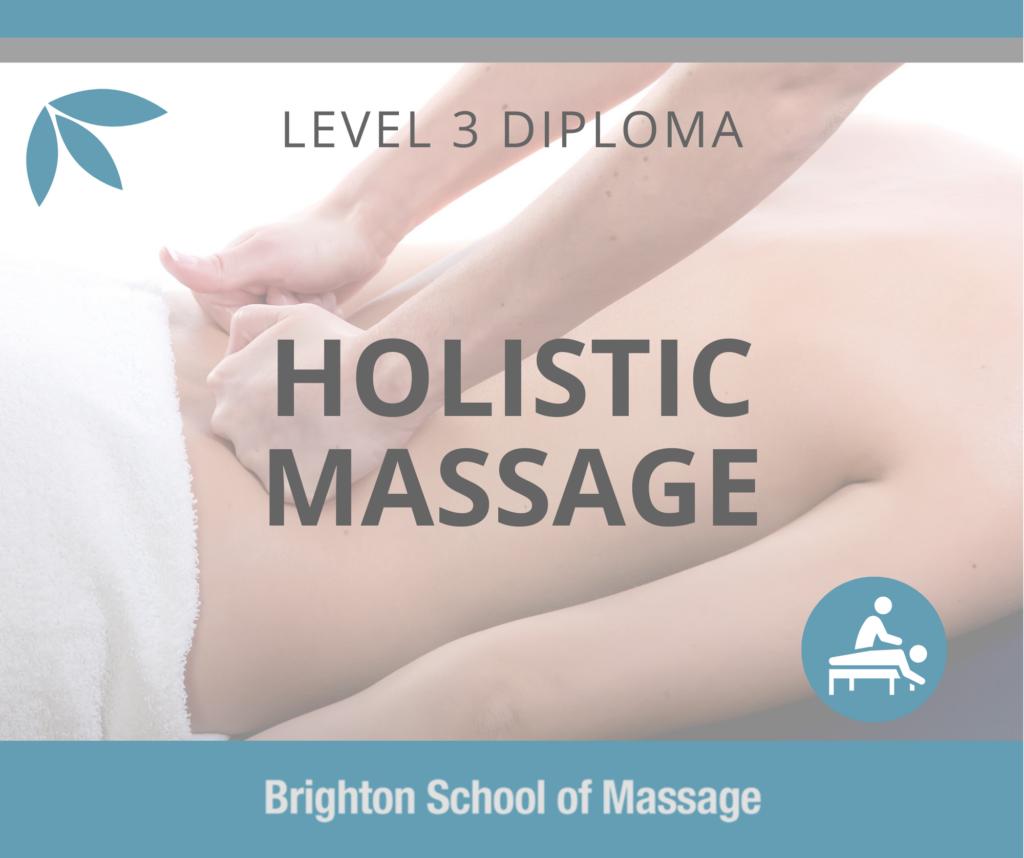 holistic massage diploma