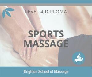 sports massage level 4