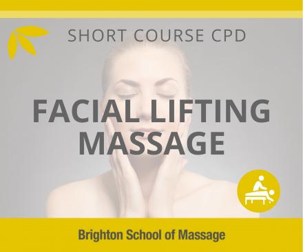 facial lifting massage