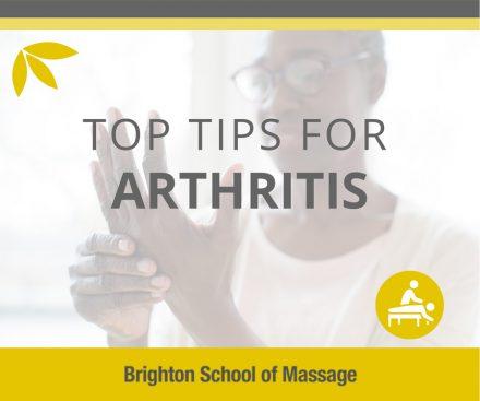 arthritis top tips