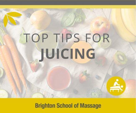 top tips juicing