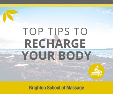 recharge your body top tips